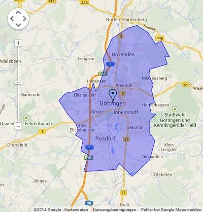 Onlinewerbung in Göttingen