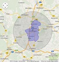Regionale Suchmaschinenwerbung in Göttingen