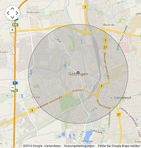 Lokale Suchmaschinenwerbung in Göttingen