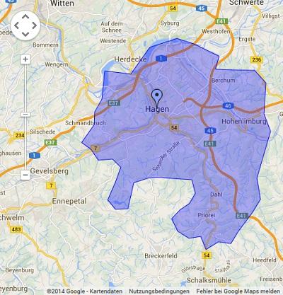 Onlinewerbung in Hagen