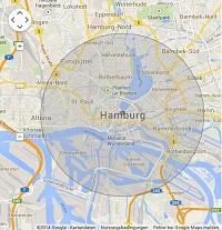 Lokale Suchmaschinenwerbung in Hamburg