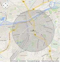 Lokale Suchmaschinenwerbung in Hamm