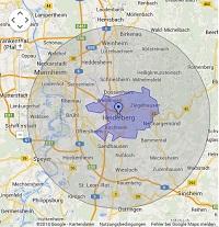 Regionale Suchmaschinenwerbung in Heidelberg