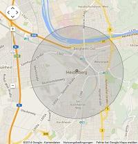 Lokale Suchmaschinenwerbung in Heidelberg