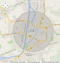 Lokale Suchmaschinenwerbung in Heilbronn