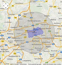 Regionale Suchmaschinenwerbung in Herne