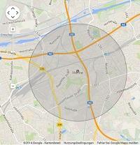Lokale Suchmaschinenwerbung in Herne