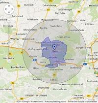 Regionale Suchmaschinenwerbung in Jena