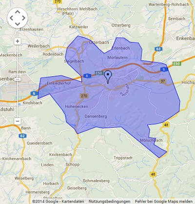 Onlinewerbung in Kaiserslautern