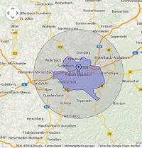 Regionale Suchmaschinenwerbung in Kaiserslautern