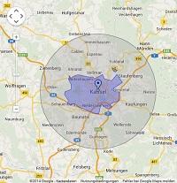 Regionale Suchmaschinenwerbung in Kassel