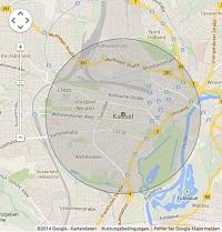 Lokale Suchmaschinenwerbung in Kassel