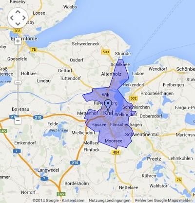 Onlinewerbung in Kiel