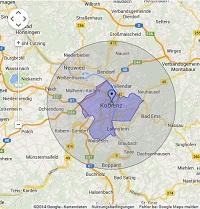 Regionale Suchmaschinenwerbung in Koblenz