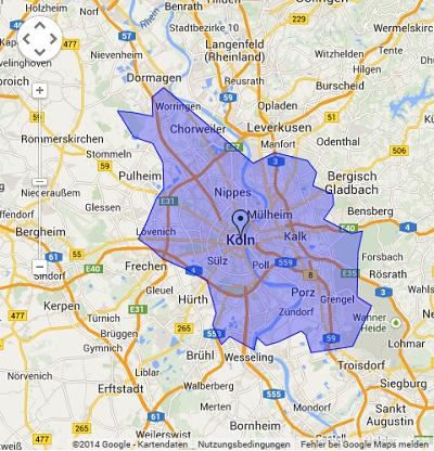 Onlinewerbung in Köln