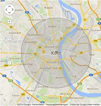 Lokale Suchmaschinenwerbung in Köln