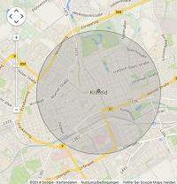 Lokale Suchmaschinenwerbung in Krefeld