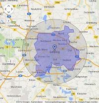 Regionale Suchmaschinenwerbung in Leipzig