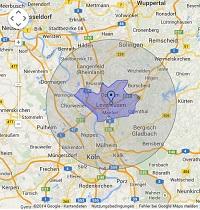 Regionale Suchmaschinenwerbung in Leverkusen