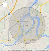 Lokale Suchmaschinenwerbung in Lübeck