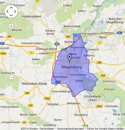 Onlinewerbung in Magdeburg