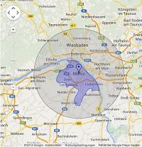 Regionale Suchmaschinenwerbung in Mainz
