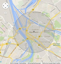 Lokale Suchmaschinenwerbung in Mannheim