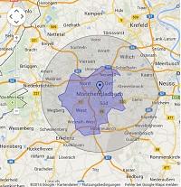 Regionale Suchmaschinenwerbung in Mönchengladbach