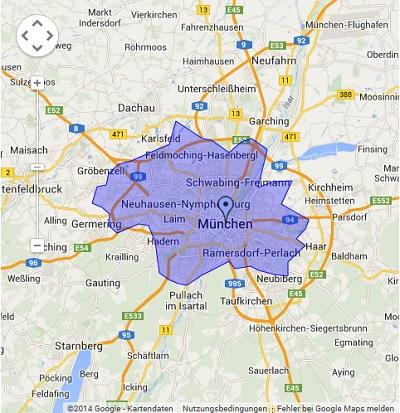Onlinewerbung in München