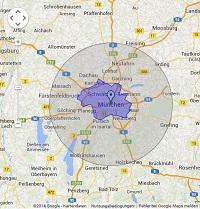 Regionale Suchmaschinenwerbung in München