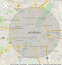 Lokale Suchmaschinenwerbung in München