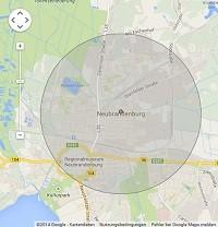 Lokale Suchmaschinenwerbung in Neubrandenburg