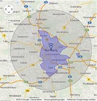 Regionale Suchmaschinenwerbung in Nürnberg