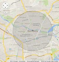 Lokale Suchmaschinenwerbung in Nürnberg