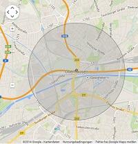 Lokale Suchmaschinenwerbung in Oberhausen