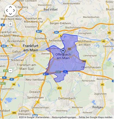 Onlinewerbung in Offenbach