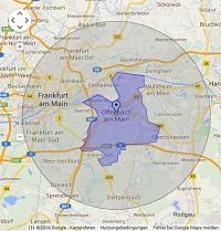 Regionale Suchmaschinenwerbung in Offenbach