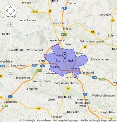 Onlinewerbung in Osnabrück