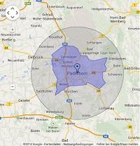 Regionale Suchmaschinenwerbung in Paderborn