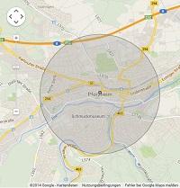 Lokale Suchmaschinenwerbung in Pforzheim