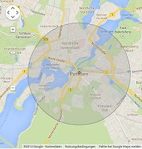 Lokale Suchmaschinenwerbung in Potsdam
