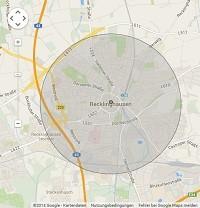 Lokale Suchmaschinenwerbung in Recklinghausen