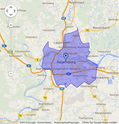 Onlinewerbung in Regensburg