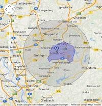 Regionale Suchmaschinenwerbung in Remscheid