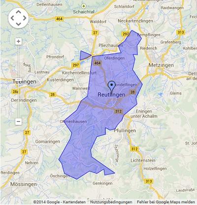 Onlinewerbung in Reutlingen