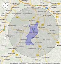 Regionale Suchmaschinenwerbung in Reutlingen