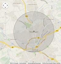 Lokale Suchmaschinenwerbung in Reutlingen