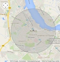Lokale Suchmaschinenwerbung in Rostock