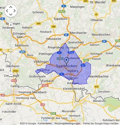 Onlinewerbung in Saarbrücken