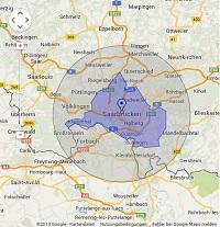 Regionale Suchmaschinenwerbung in Saarbrücken